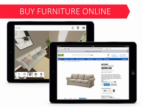 Living Room for Ikea 02