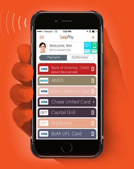 Samsung vuole fare un concorrente di Apple Pay e punta gli occhi su LoopPay