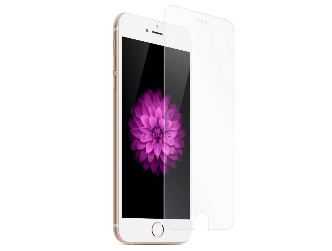 Pellicola in vetro temperato per iPhone 6 e Plus