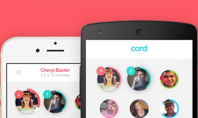 Cord: invia e ricevi al volo messaggi vocali, gratis per iOS e Android