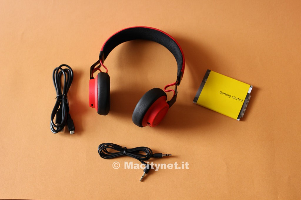 Recensione Jabra Move Wireless