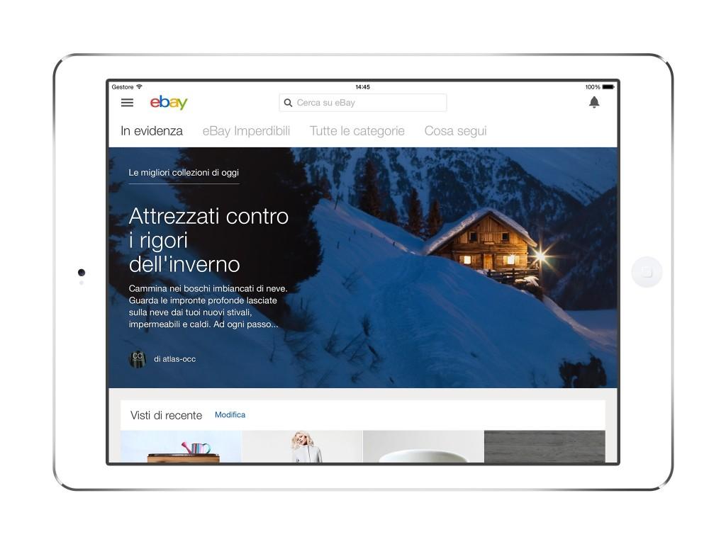 eBay per iPad