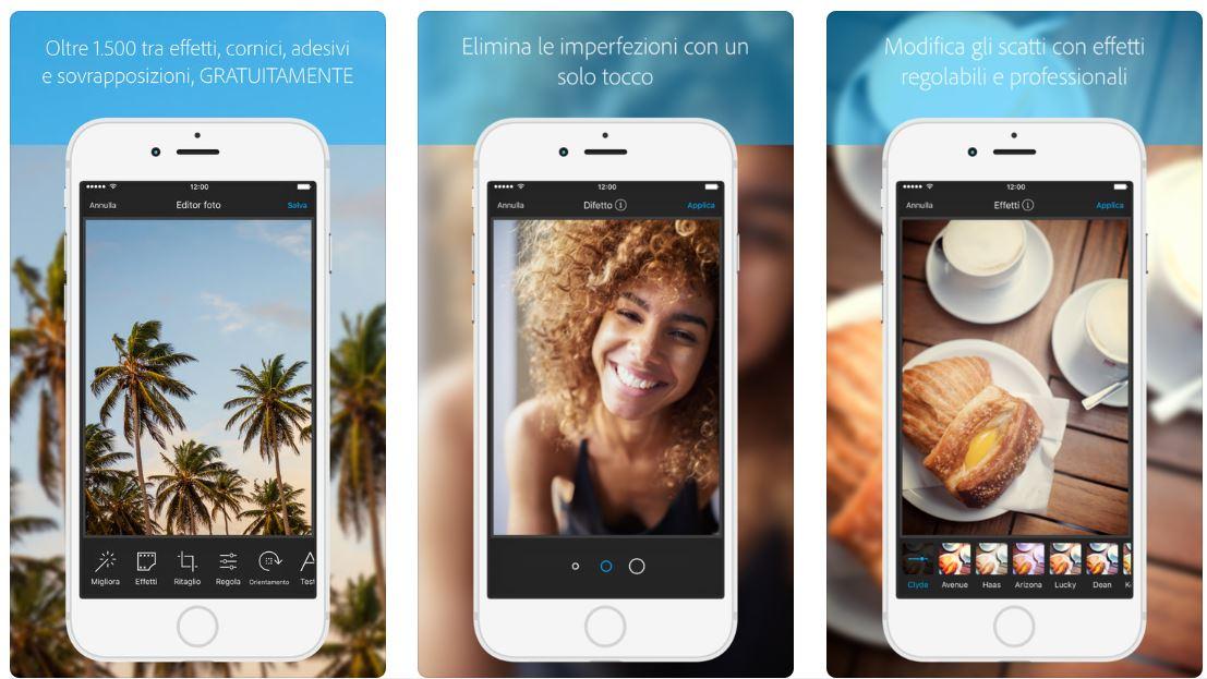 Le migliori app per fotografare con iPhone e iPad fino a luglio 2018