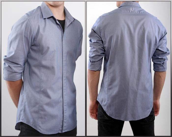 La camicia smart e magnetica Made in Italy diventa realtà
