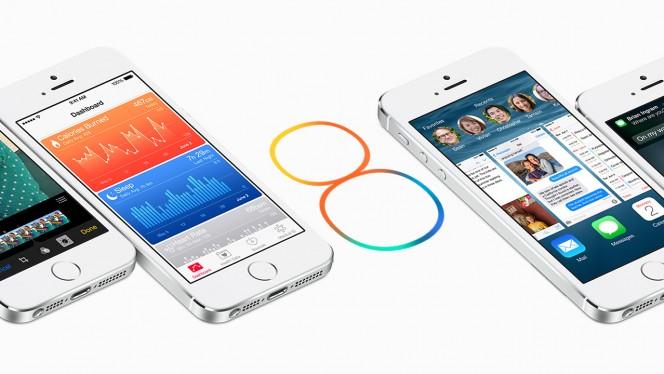 Effetto Apple Watch, iOS 8 ora è installato sull'81% dei dispositivi