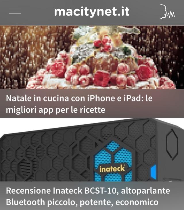 anteprima app di macitynet