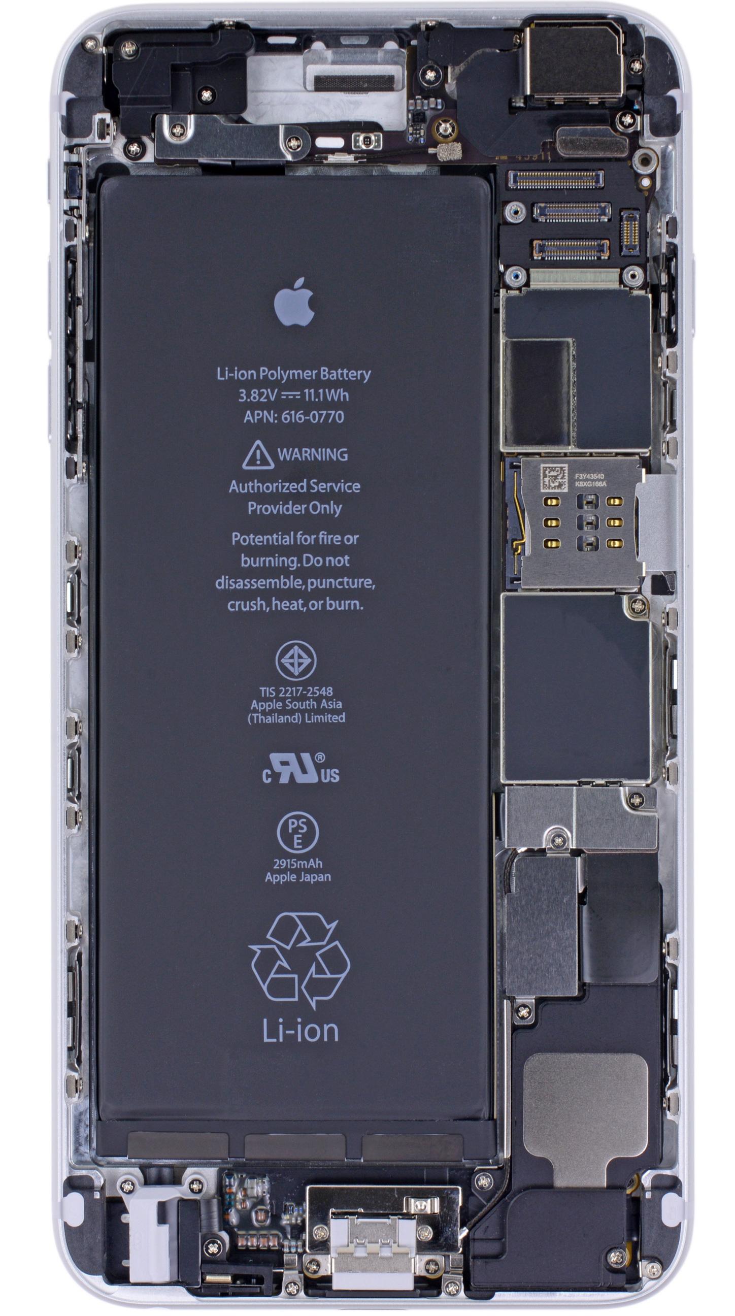 fate i raggi x all 39 iphone con una curiosa immagine sfondo