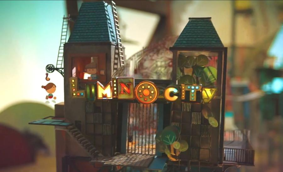 Lumino City il primo gioco creato a mano per Mac e PC, il video del dietro le quinte Macitynet it