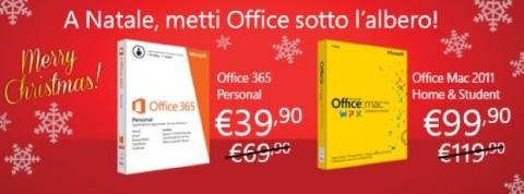 office 365-office mac-natale