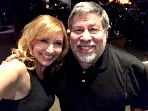 personalità negativa Steve Wozniak e Kari Byron