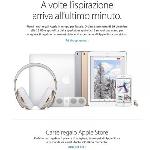 regali su apple store 800
