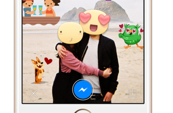 Stickered, da Facebook una app per far diventare le facce un cartoon