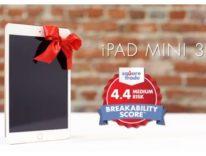 Tablet più resistenti: vince Samsung, quarto iPad mini 3, solo ottavo iPad Air 2, il video