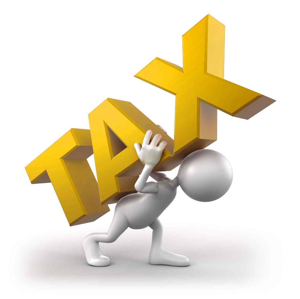 tasse tax icon 1000