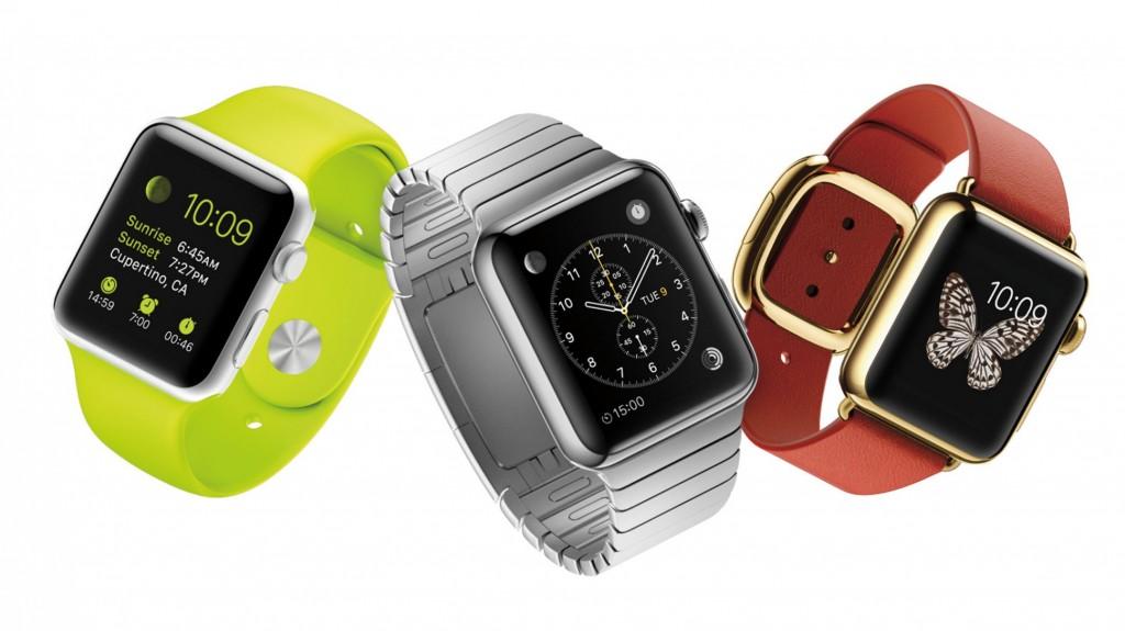 app di gestione di Apple Watch