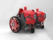 RocketSkates: i pattini del futuro, motorizzati e smart sono già disponibili