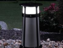 Hatteras AR, lo speaker Bluetooth camuffato in lampada da giardino