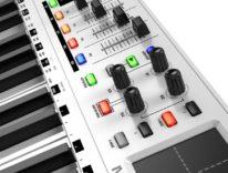 M-Audio, nuove master keyboard e l'interfaccia Thunderbolt Deltabolt 1212
