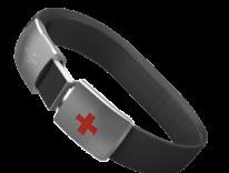 Epic-ID, il braccialetto USB che può salvare la vita