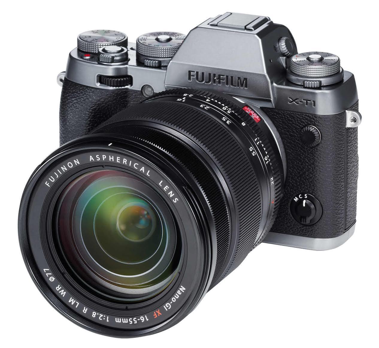 Fujifilm presenta il Fujinon XF16-55mm F2.8 R LM WR per la sue fotocamere X
