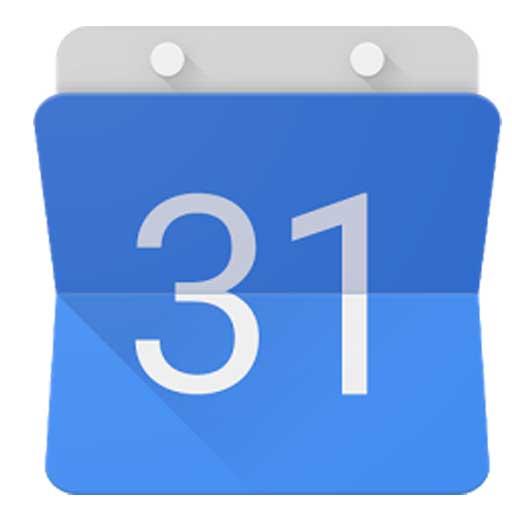 Google Calendar ICO