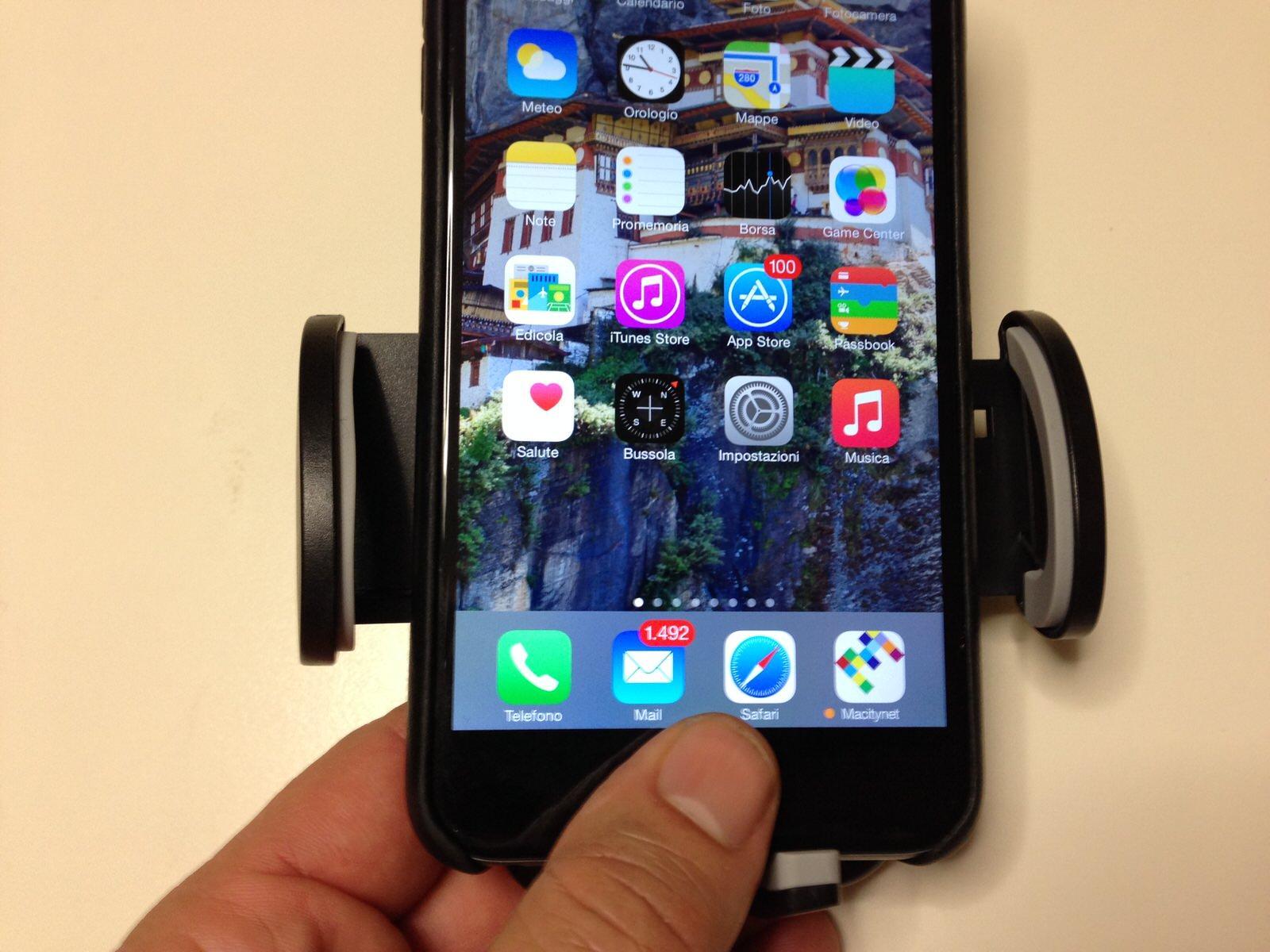 Recensione supporto per smartphone in auto di Anker, qualità a basso prezzo