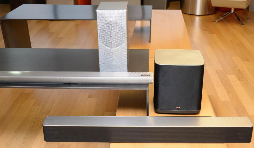 Nella nuova line-up di LG lo speaker portatile Music Flow