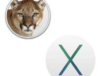 Mountain Lion e Mavericks