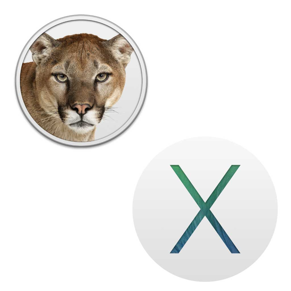 Mountain Lion e Mavericks