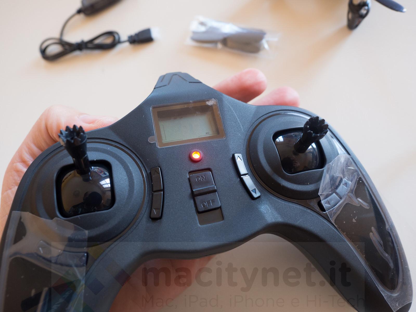 Recensione Code Black Drone, il drone per tutti, anche con camera HD