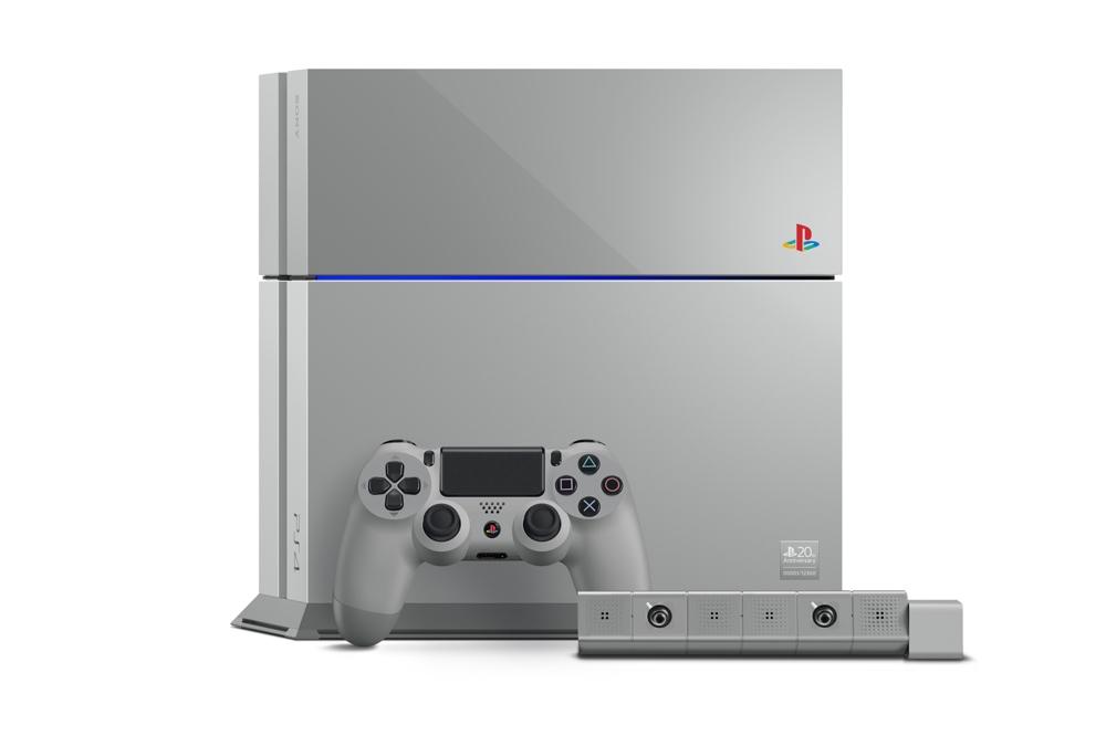 PS4 Anniversary 1000