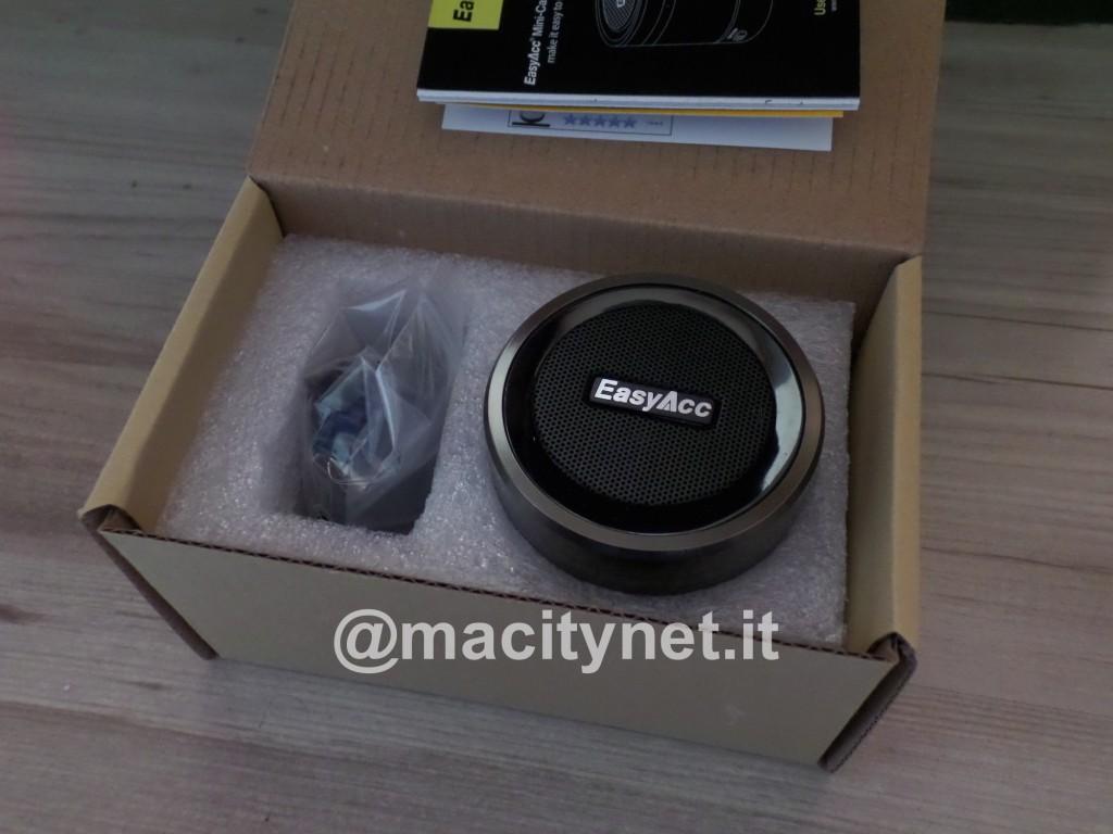 EasyAcc Altoparlante bluetooth i migliori altoparlanti per iPhone