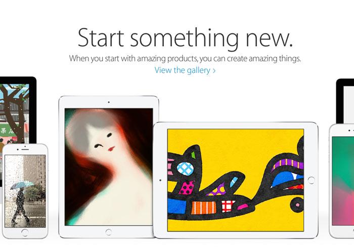 Buoni propositi del 2015, Apple li racconta con l'arte di chi usa Mac e iOS