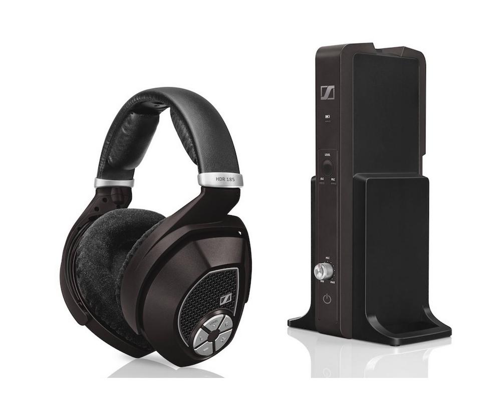 CES 2015: Sennheiser RS, nuove cuffie Hi-Fi senza fili per cinema e musica in casa