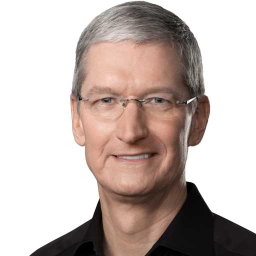 Tim Cook all'annuale Goldman Sachs Technology and Internet Conference