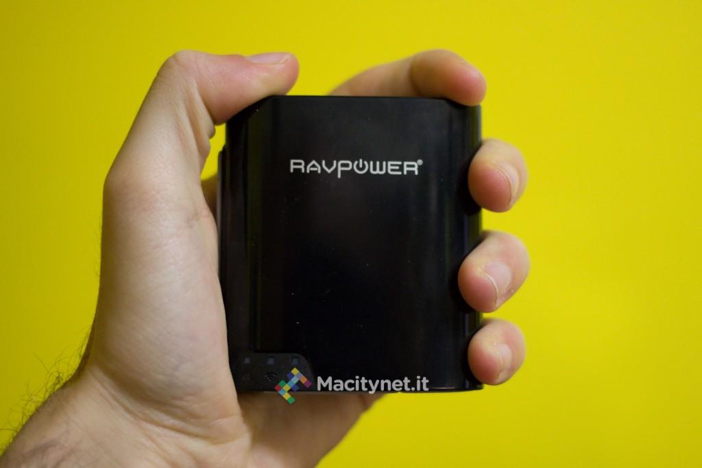 Recensione RAVPower RP-WD02