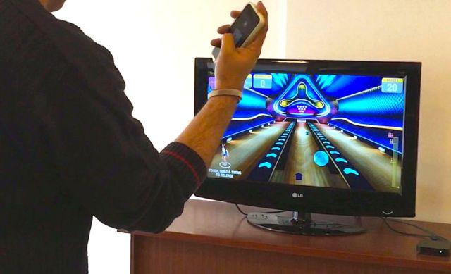 Bowling su Apple TV: iPhone si trasforma in controller wireless
