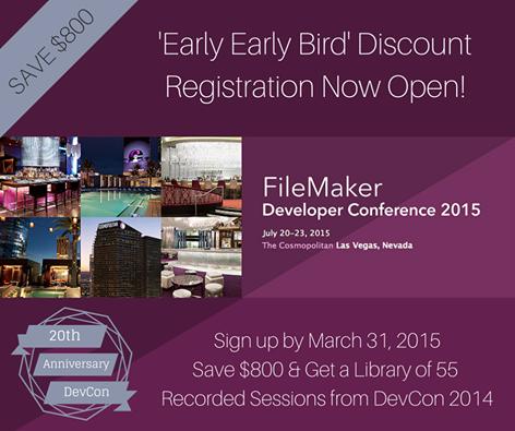 Conferenza FileMaker