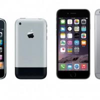 evoluzione di iPhone