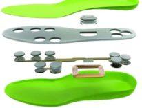 FootLogger, soletta che monitora postura, qualità e quantità della camminata