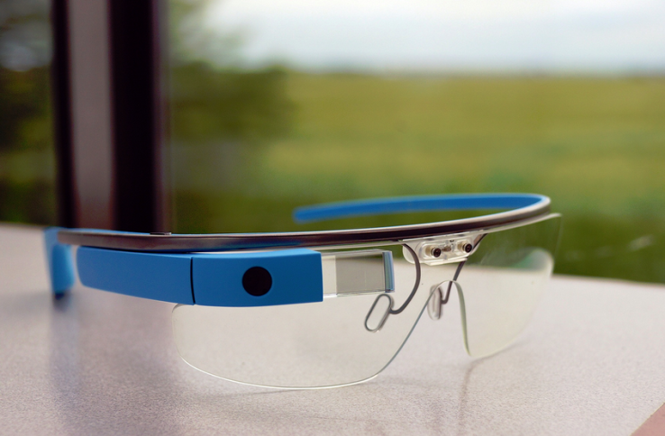 Addio Google Glass