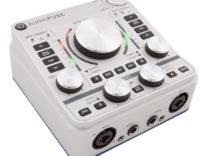 AudioFuse, interfaccia audio di nuova generazione