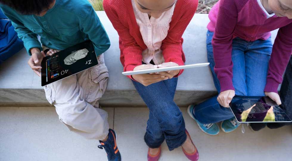 iPad a scuola
