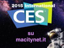 CES 2015: tutte le novità nella pagina speciale di Macitynet
