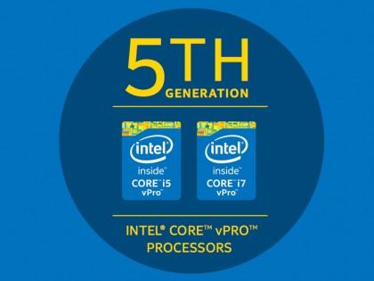 intel core vpro 5a generazione 1000