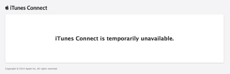 itunes connect errore 800