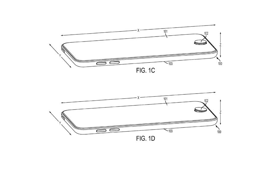 Un brevetto per i joystick negli iPhone