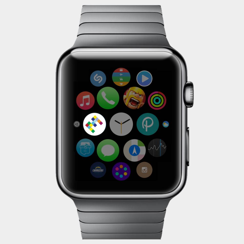 Demo Apple Watch
