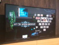 Da Panasonic la TV che scompare e diventa caminetto, acquario e…