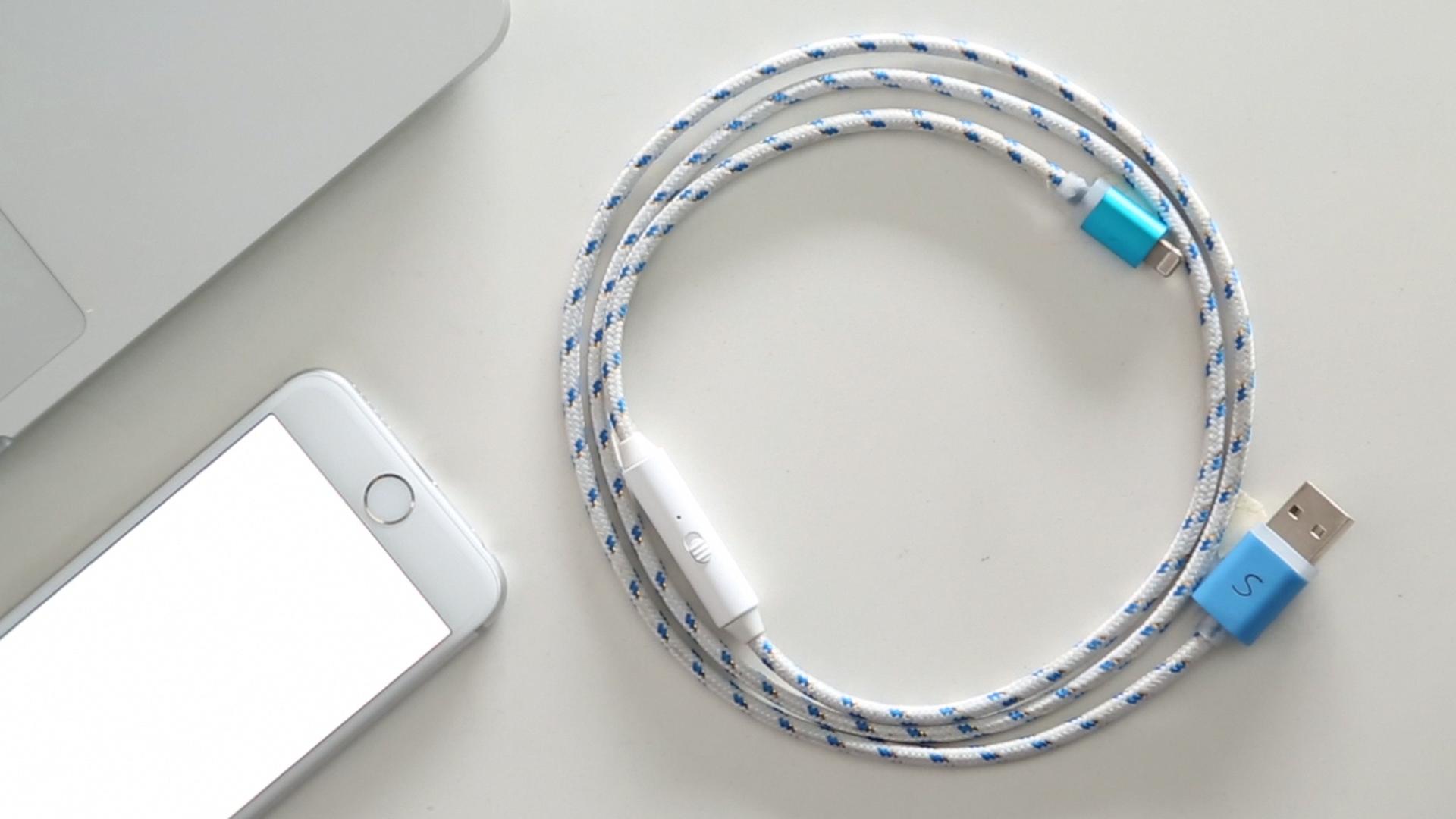 SONICable è il cavo che ricaricherà il vostro iPhone nella metà del tempo
